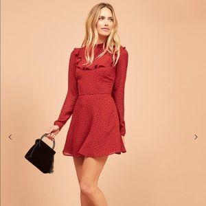NWT Reformation Spark Dress size 4